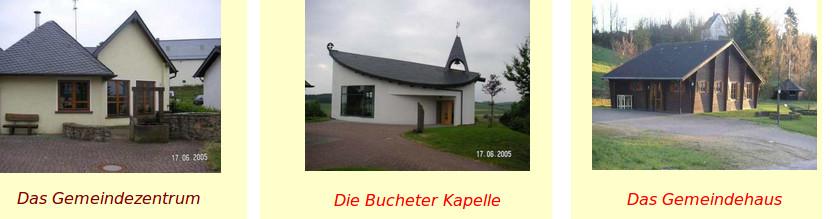 Bucheter Homepage